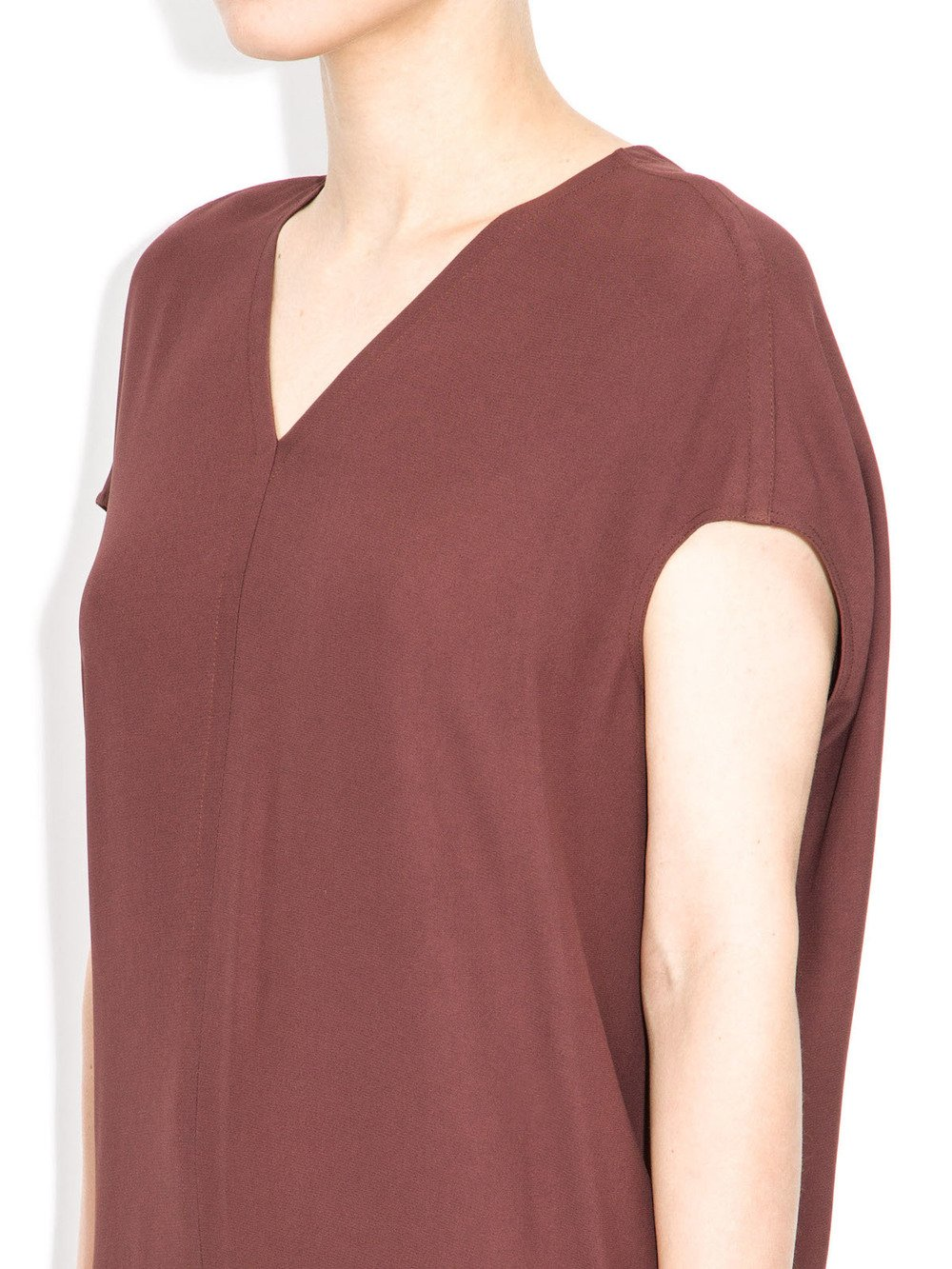 short sleeves tunic rick owens