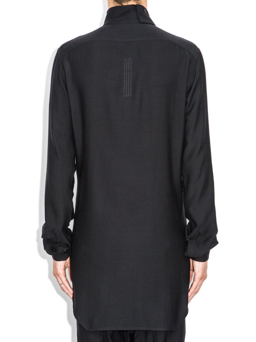 long sleeve shirt rick owens