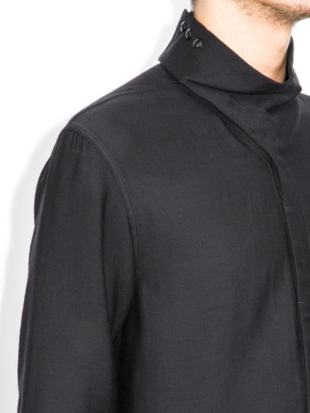fw14 long sleeve shirt rick owens