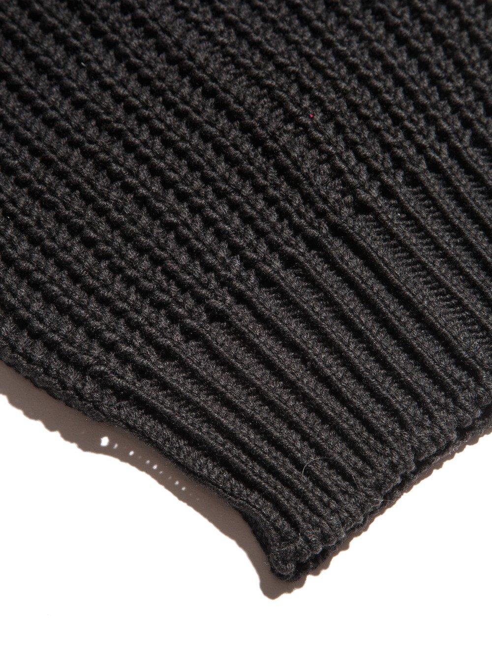 wool ribber neck tube
