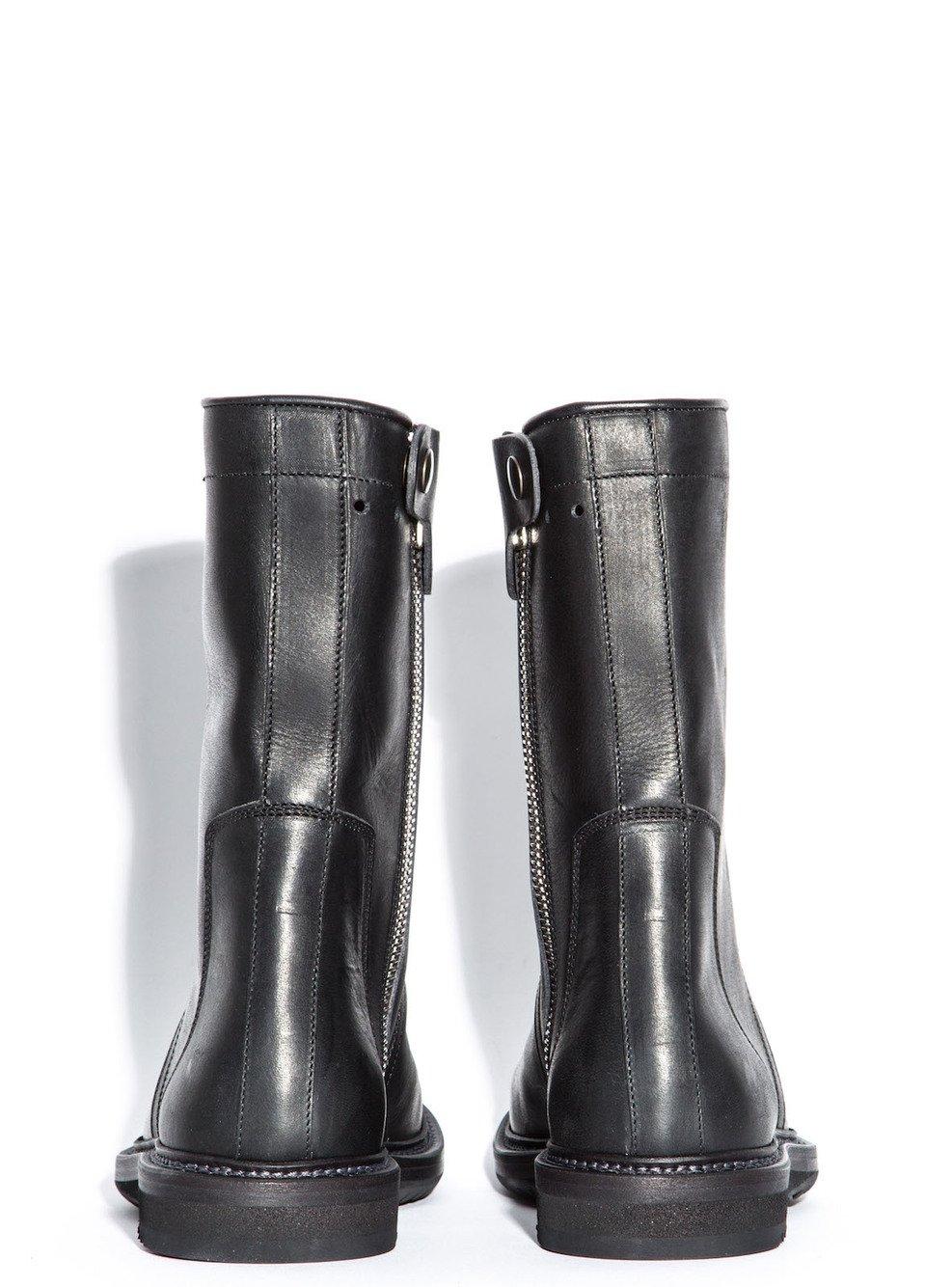 black boots rick owens