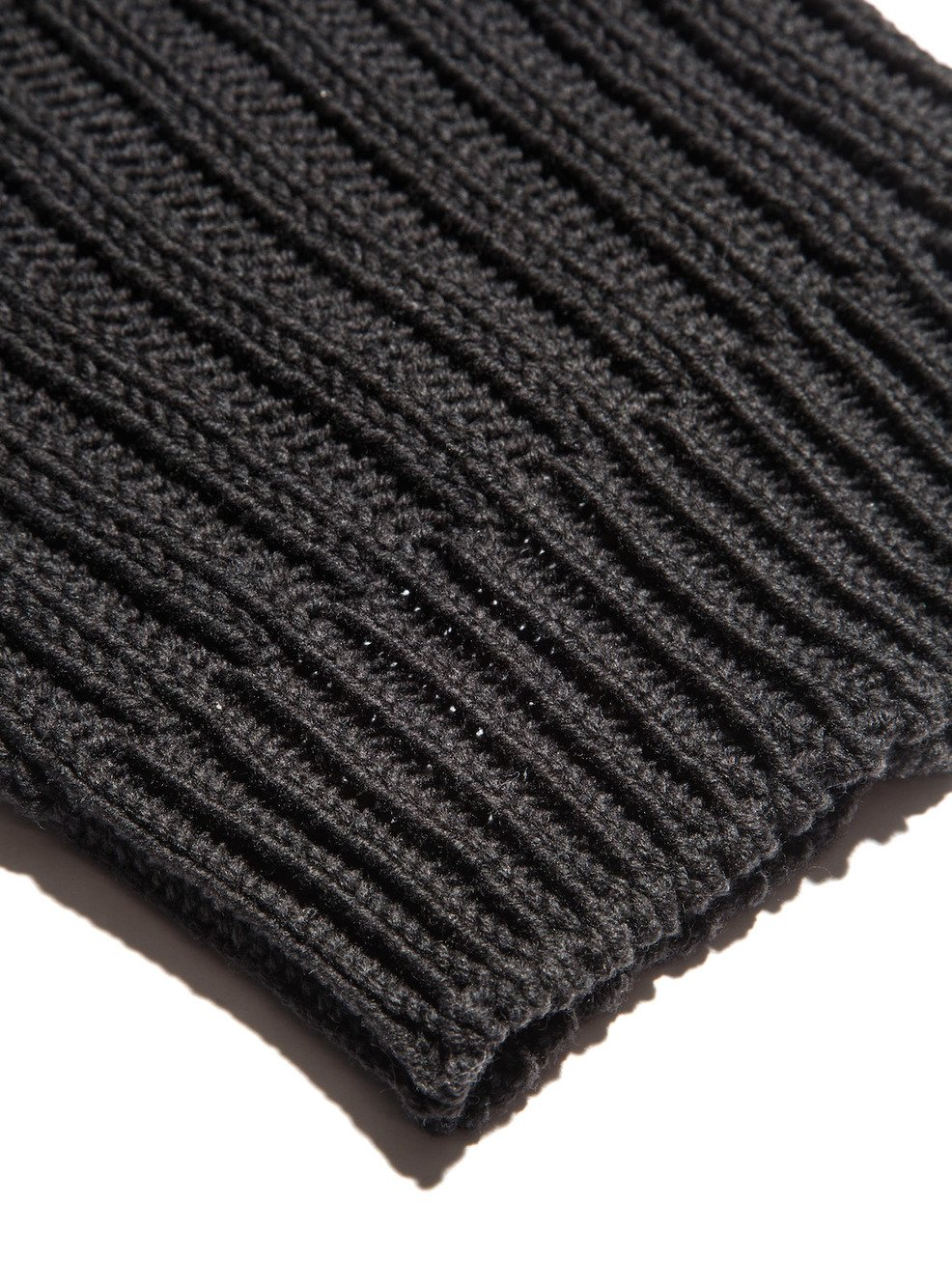 black wool hat rick owens