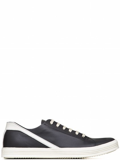 RICK OWENS GEOTHRASHER SNEAKERS IN DARKDUST GREY BOSTON