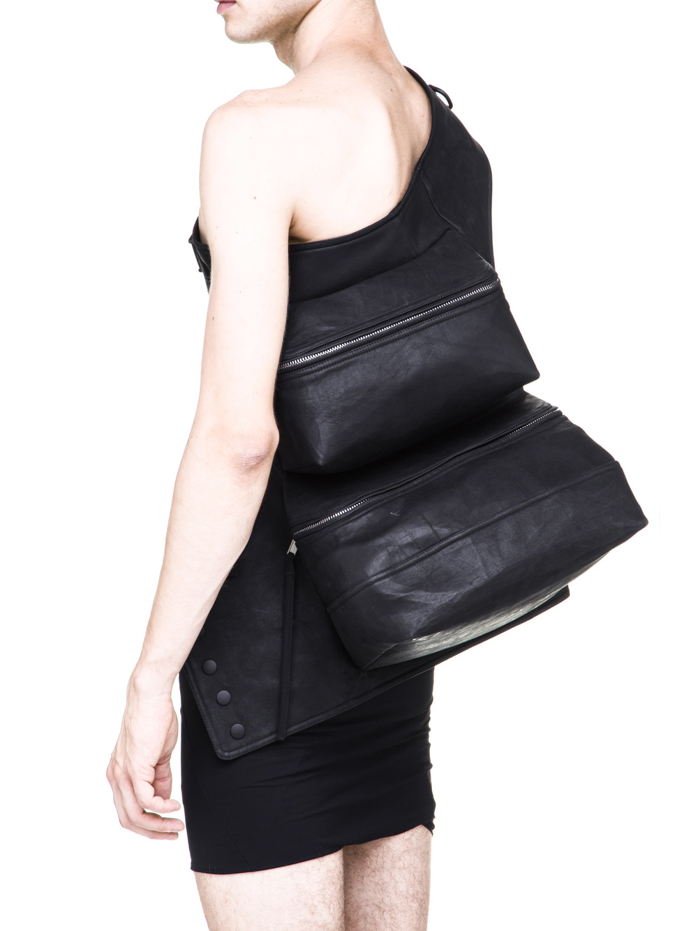 Cheap Limited Edition Rick Owens Double Cargo backpack Footlocker Finishline Sale Online GJcNYxX