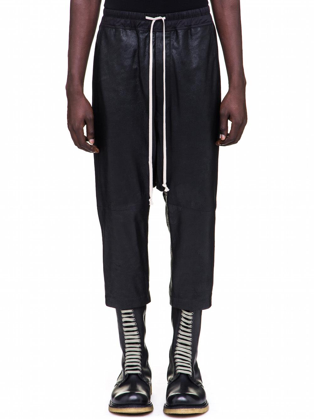 Drawstring-waist trousers Rick Owens JyOMd