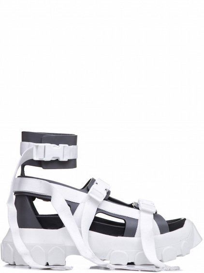 RICK OWENS HIKING SPARTAN SANDALS