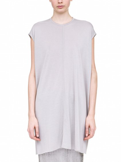 RICK OWENS LILIES TUNIC IN GREY