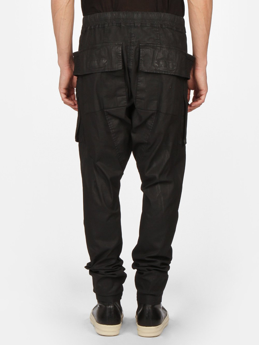 RICK OWENS DRKSHDW - CARGO TROUSERS