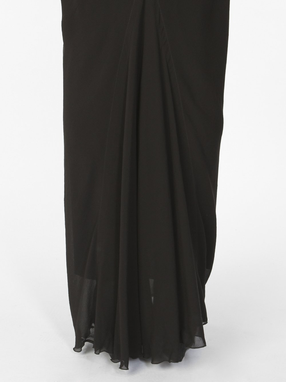RICK OWENS - LONG CODA SKIRT