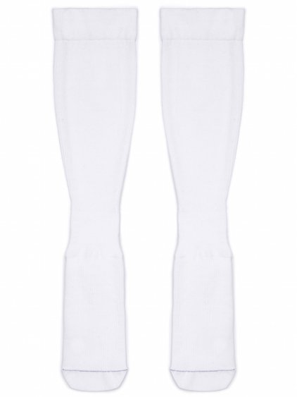 RICK OWENS X BIRKENSTOCK SUPPORT SOLE KNEEHIGH SOCK IN WHITE