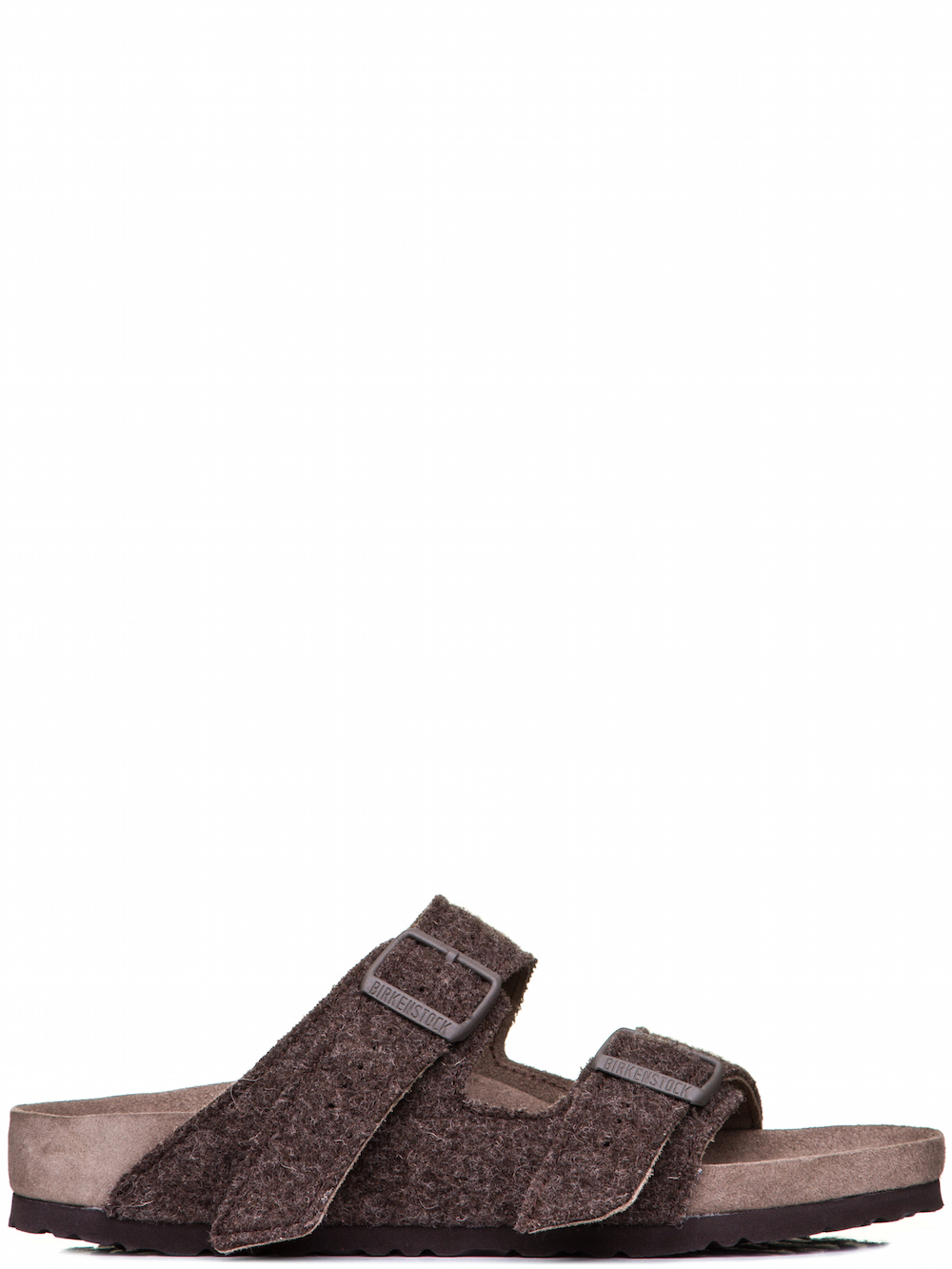 46dd44a41b2 RICK OWENS X BIRKENSTOCK ARIZONA SANDAL IN BROWN