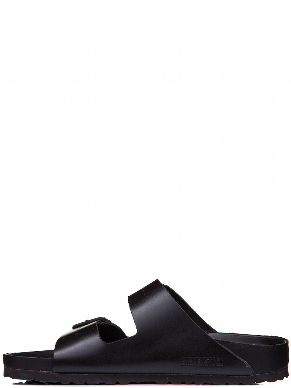 RICK OWENS X BIRKENSTOCK ARIZONA SANDAL IN BLACK