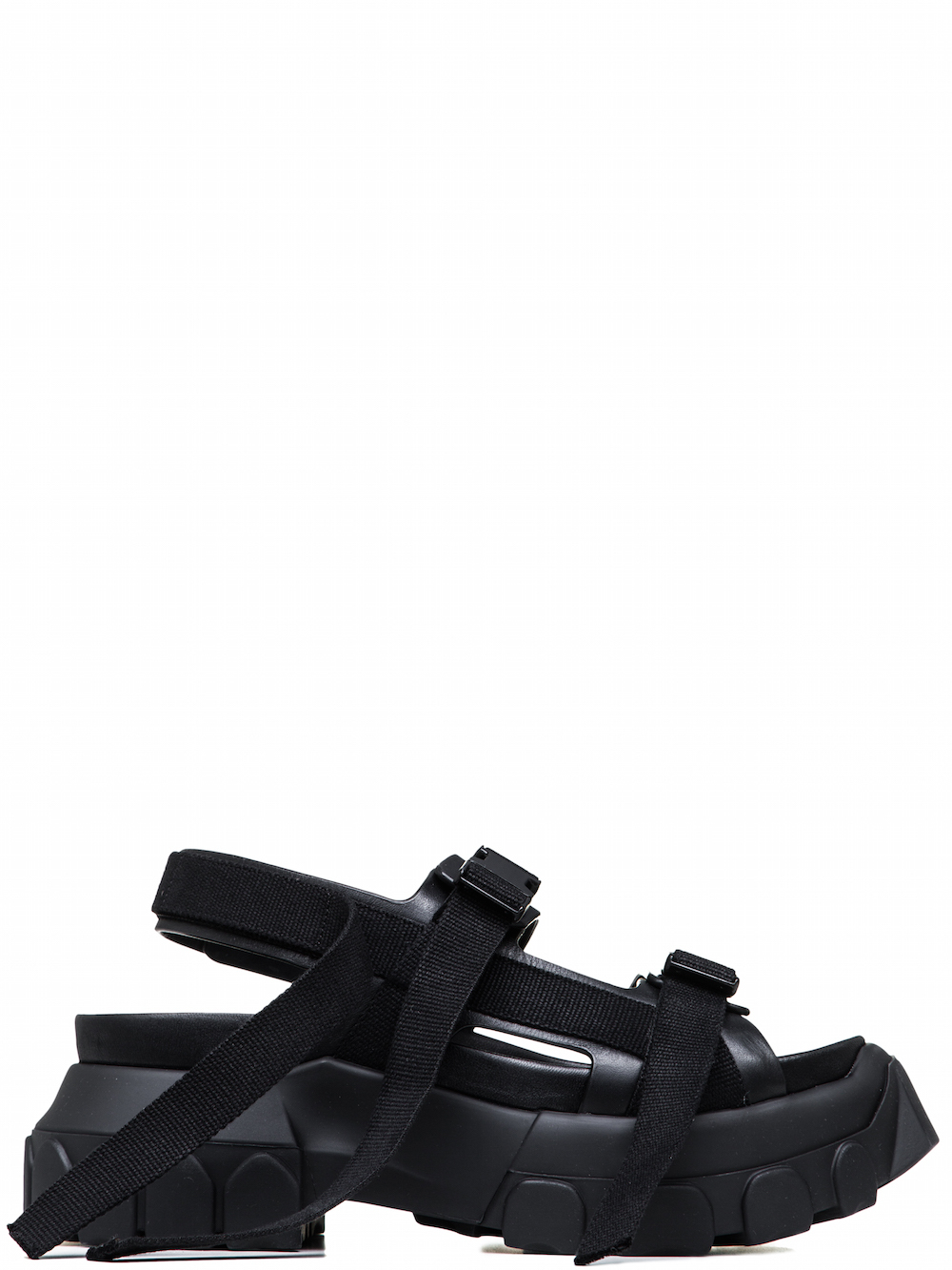 Rick Owens Hiking Sandals 3ogjE5mn