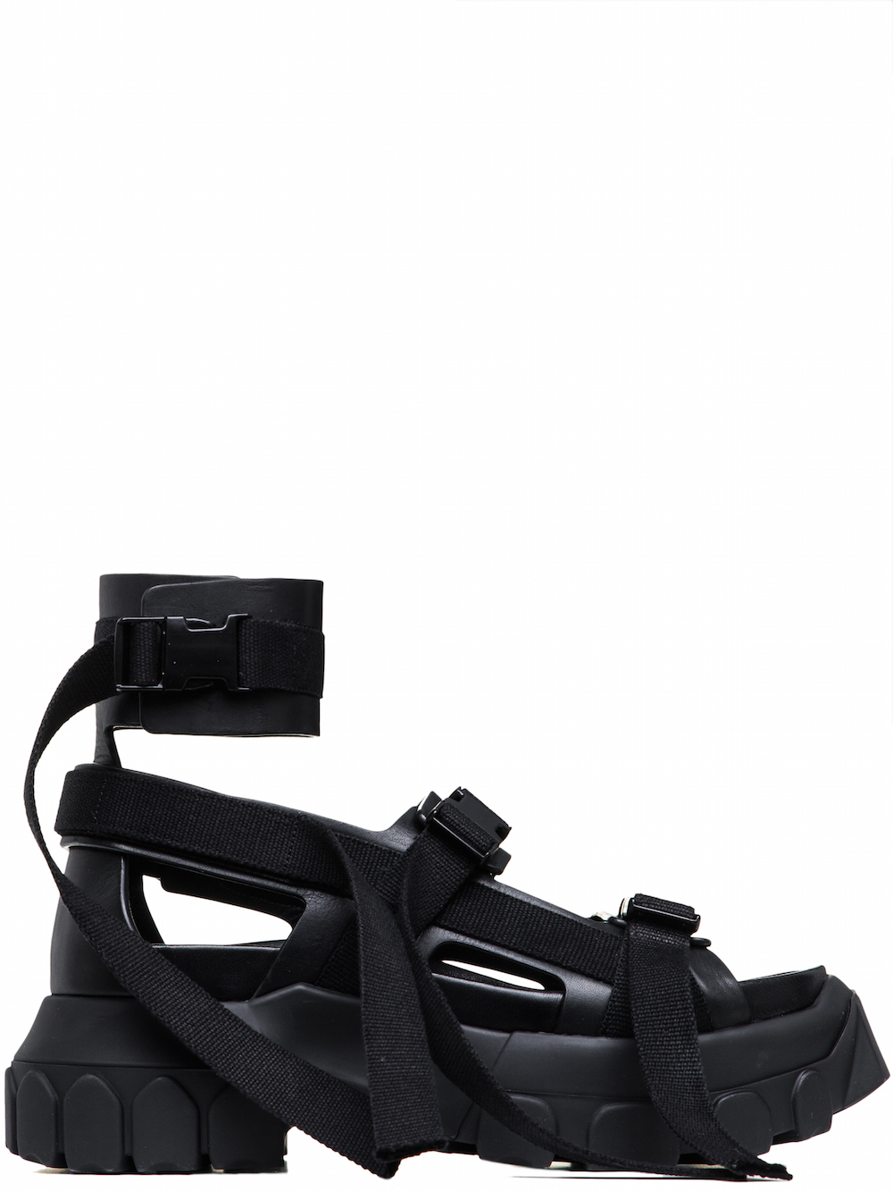 buy cheap latest collections Rick Owens Hiking Spartan sandals buy cheap popular R2yksODmC