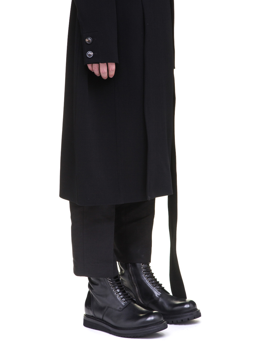 RICK OWENS DIRT TRENCH