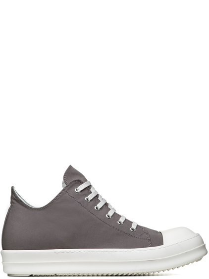 DRKSHDW LOW SNEAKERS IN DUST GREY