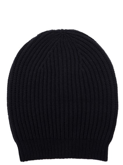 RICK OWENS FW18 SISYPHUS MEDIUM HAT IN BLACK