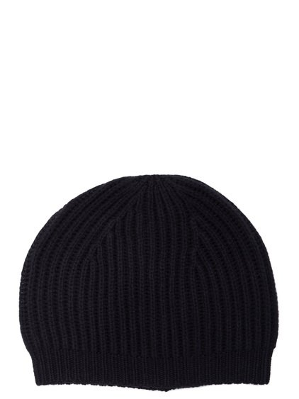 RICK OWENS FW18 SISYPHUS HAT IN BLACK