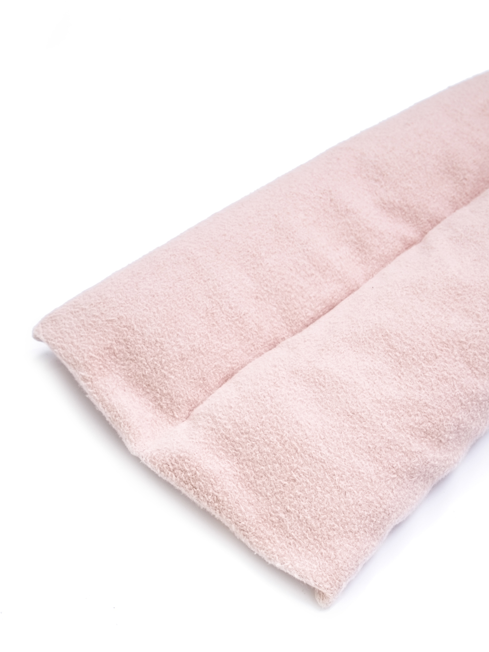 RICK OWENS OFF-THE-RUNWAY STOLE IN PETAL PINK