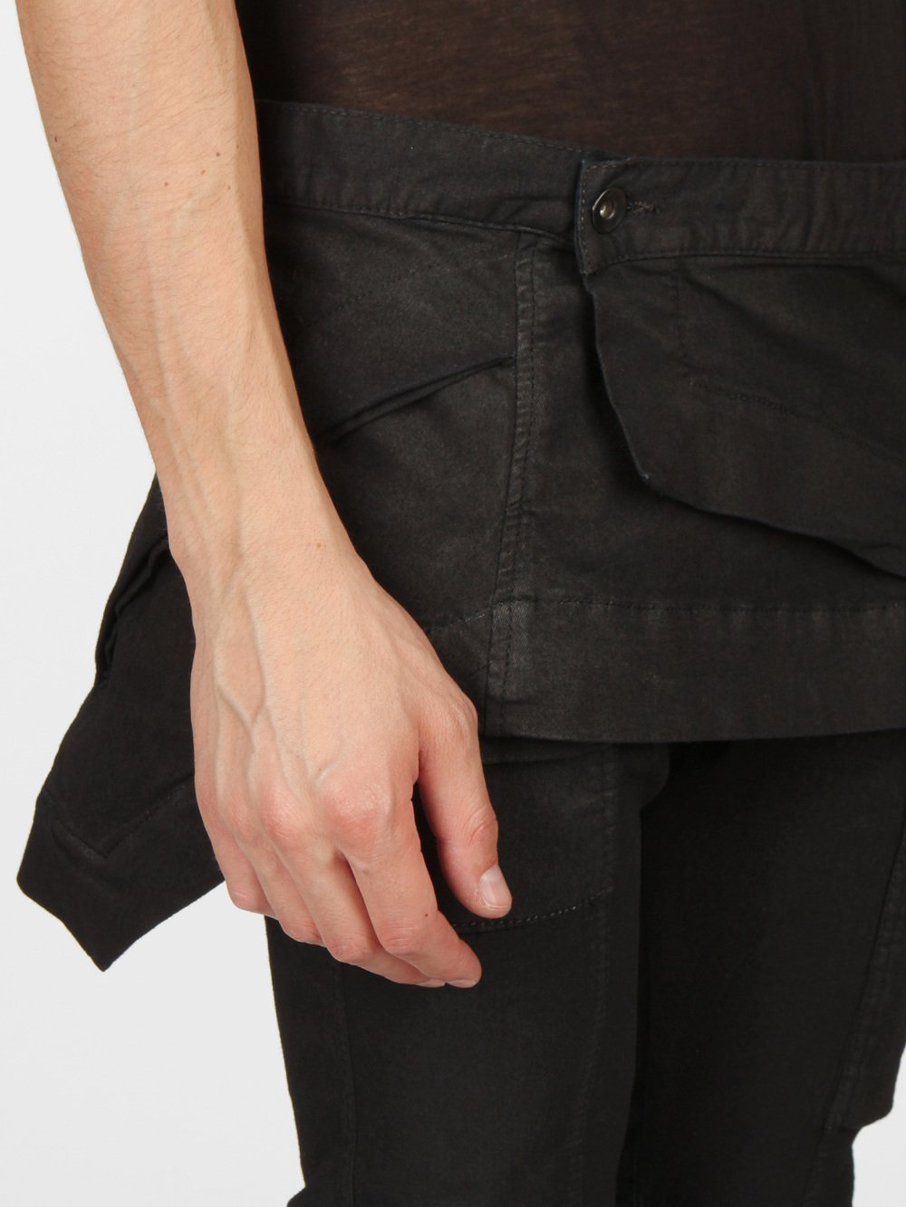 RICK OWENS DRKSHDW - FANNY PACK