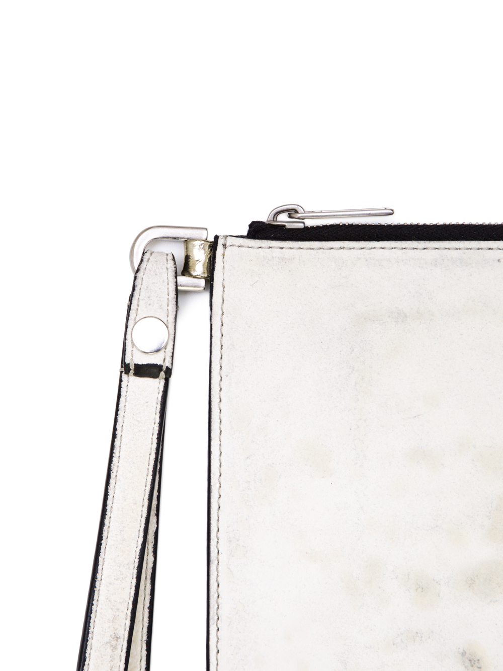 RICK OWENS SS19 BABEL TRAVEL POUCH IS RECTANGLUAR