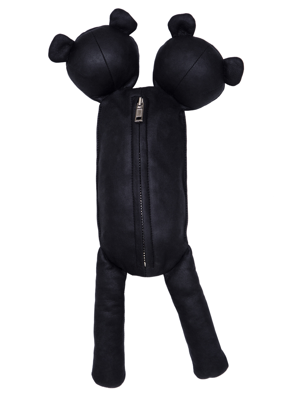 RICK OWENS HUN SIAMESE BEAR IN BLACK