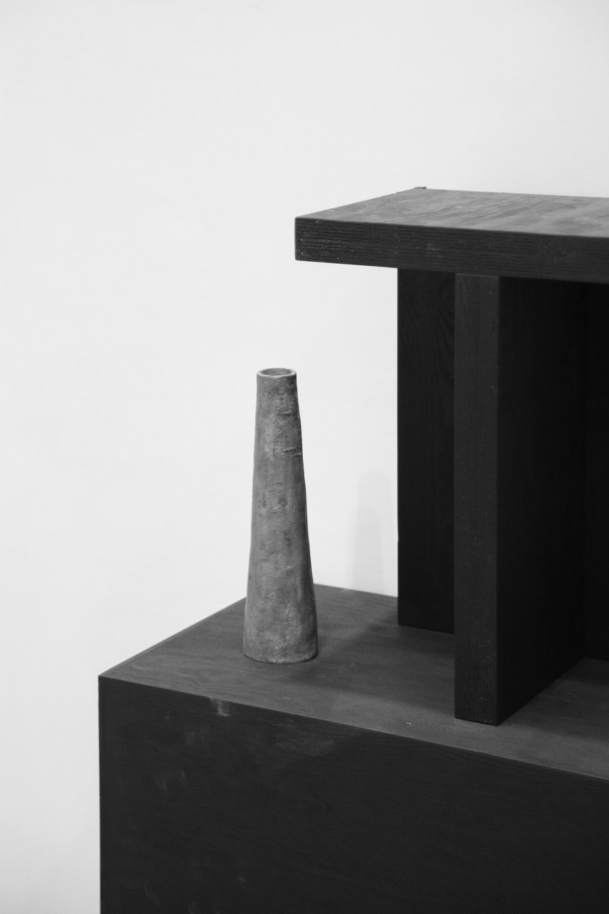 RICK OWENS CANDLE PILLAR