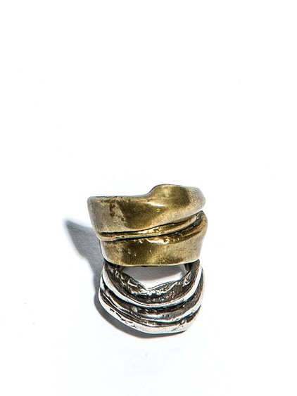 Enki gold ring 1