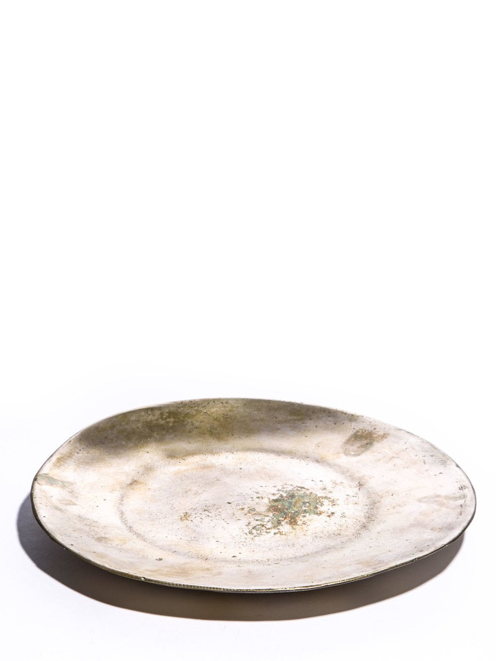 SMALL PLATE BRONZE image