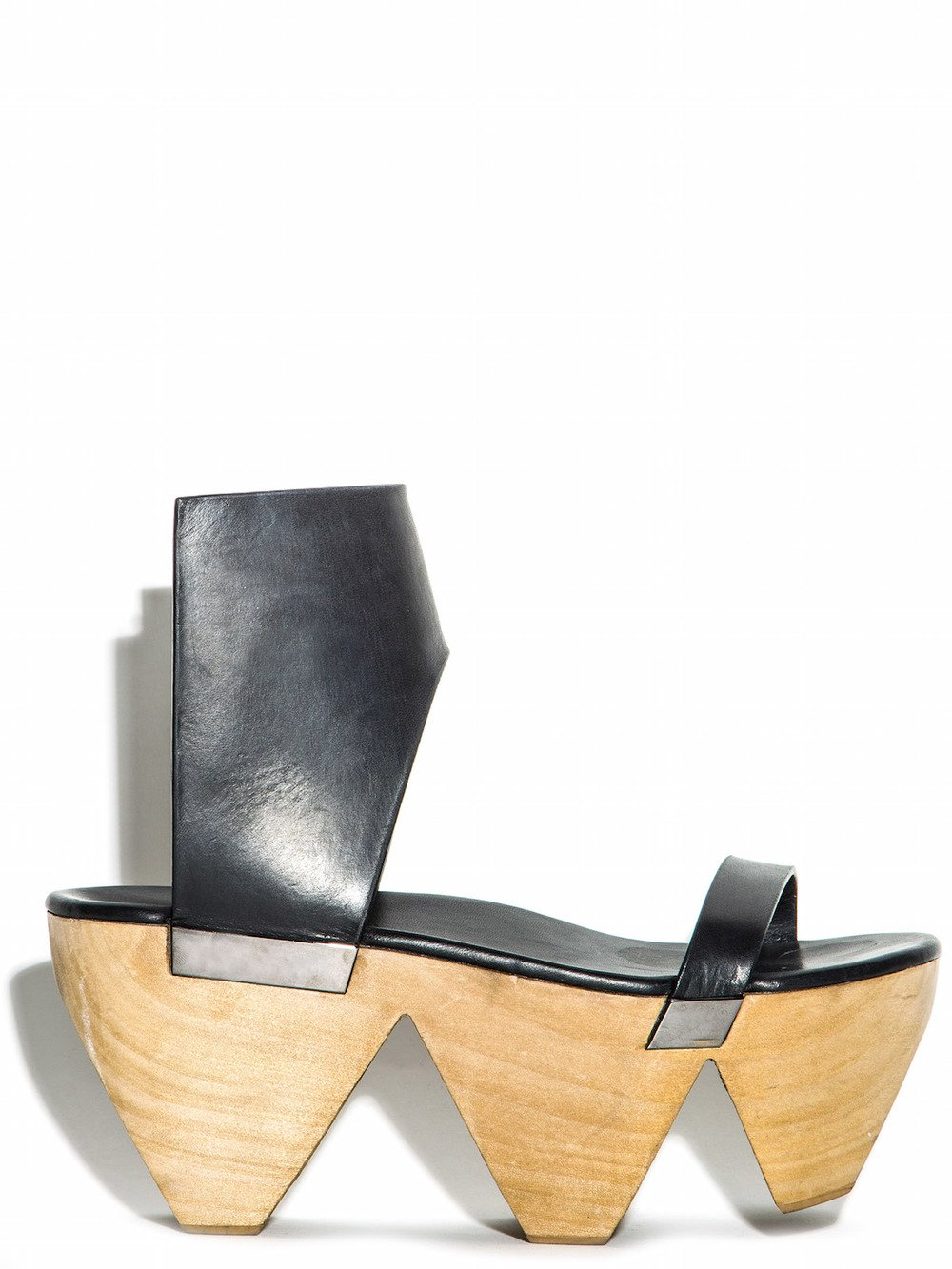 Rick Owens Leather Flatform Sandals recommend cheap online clearance supply gdGiWN8Y