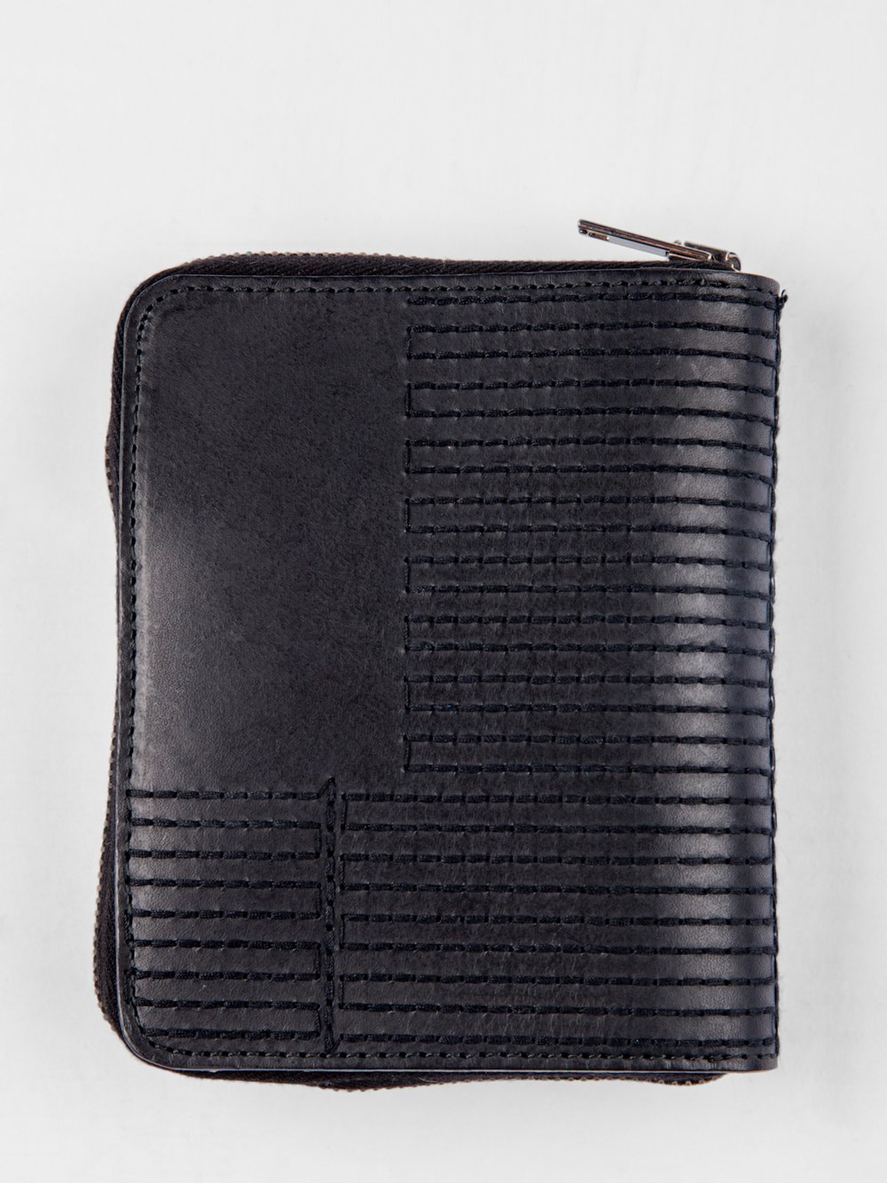 RICK OWENS - NEW SMALL ZIPPED WALLET