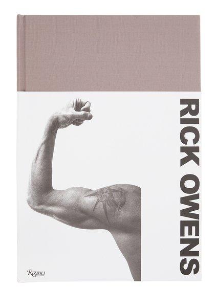 BOOK RIZZOLI RICK OWENS image